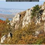горные хребты Жигулей фото Г.Лебедевой