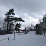 Любителям зимнего туризма.